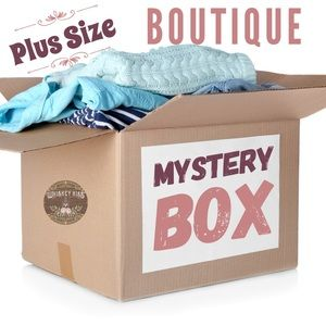 PLUS SIZE BOUTIQUE MYSTERY BOX Valued at $150+